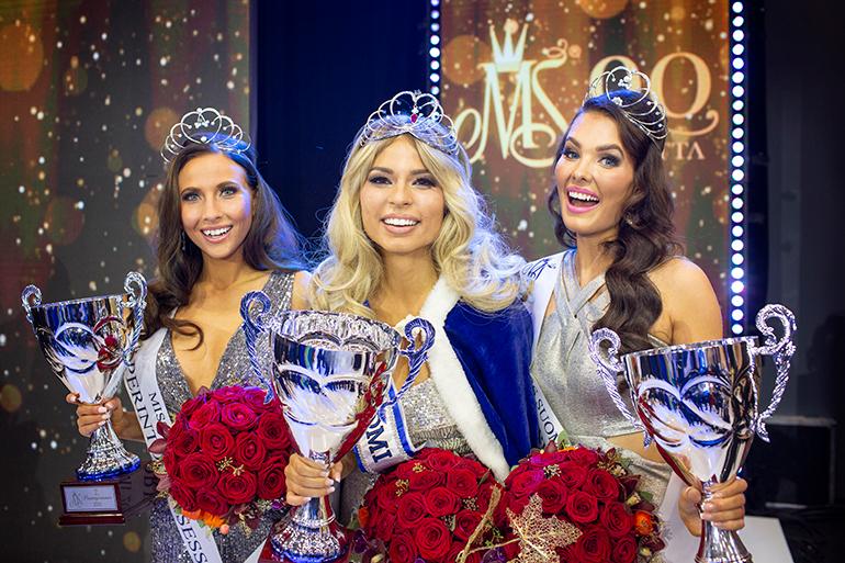 Miss Suomi -voittajat