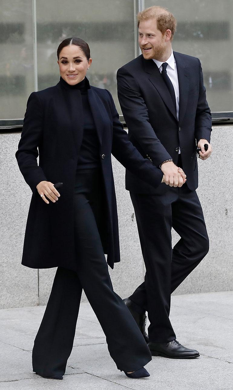 Sussexin herttuapari Harry ja Meghan