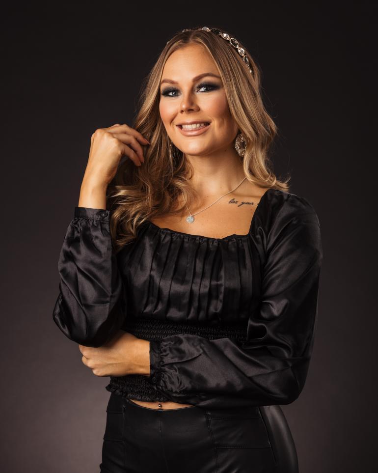 Heidi Alhoranta.
