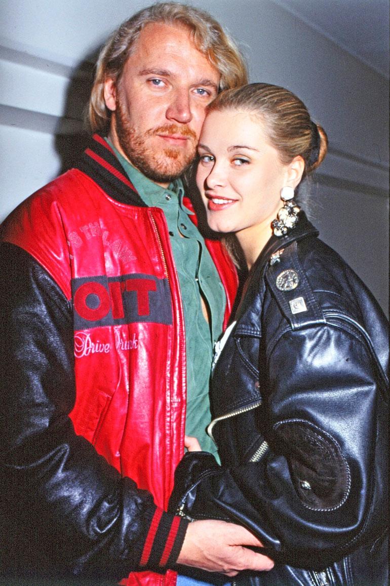 Tarja Smura ja Renny Harlin olivat yksi 90-luvun kohutuimmista suomalaisista julkkispareista.