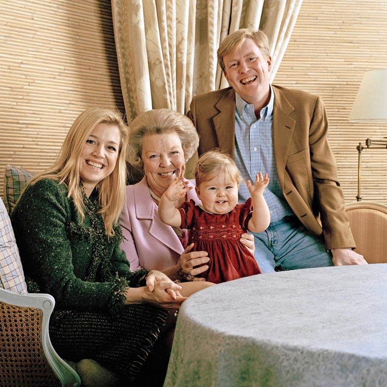 Catharina-Amalia Beatrix Carmen Victoria on hallitsijapari Willem-Alexanderin ja Maximan kolmesta tyttärestä vanhin.