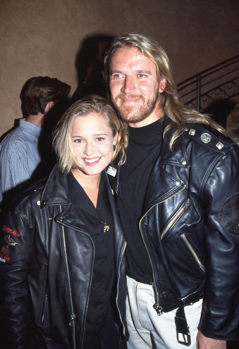 Renny Harlin ja Katariina Ebeling seurustelivat 90-luvun alkupuolella.