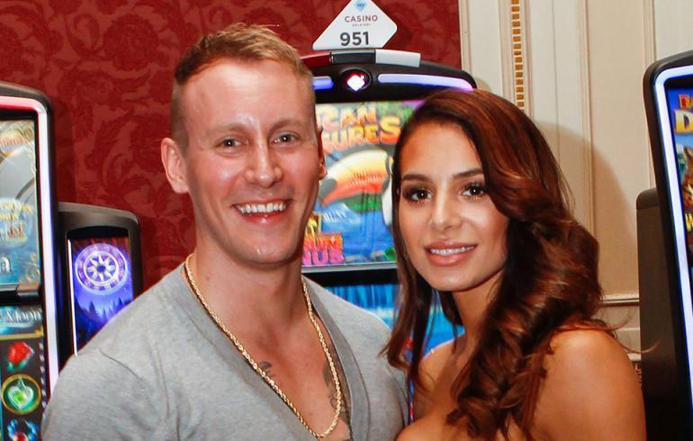 Niko nousiainen ja Sofia ruusila Casinolla.
