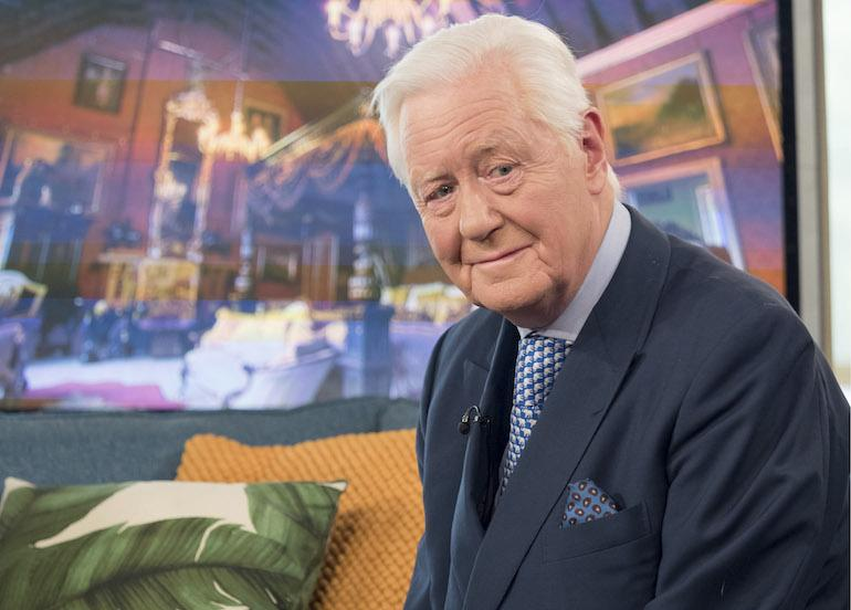 Sir Benjamin Slade listasi vaatimuksiaan This Morning -ohjelmassa