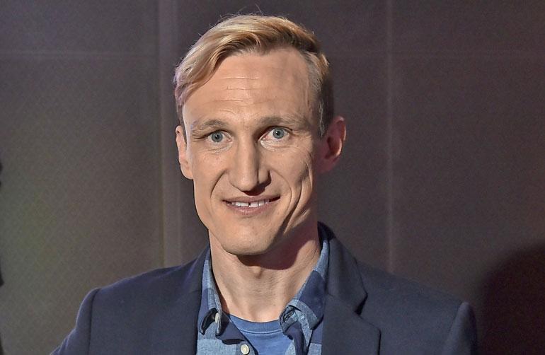 Sami Hyypiä on Supertähdet-ohjelman tähti.