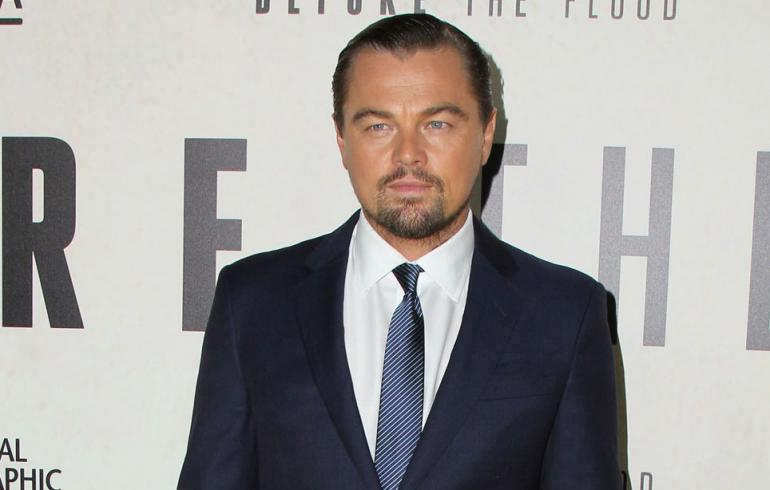 Näyttelijä Leonardo DiCaprio