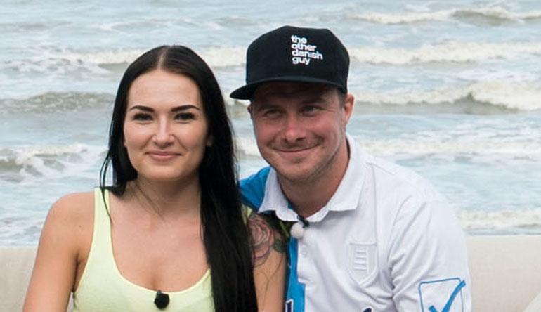 Temptation Island -ohjelman Miikka ja Sonja