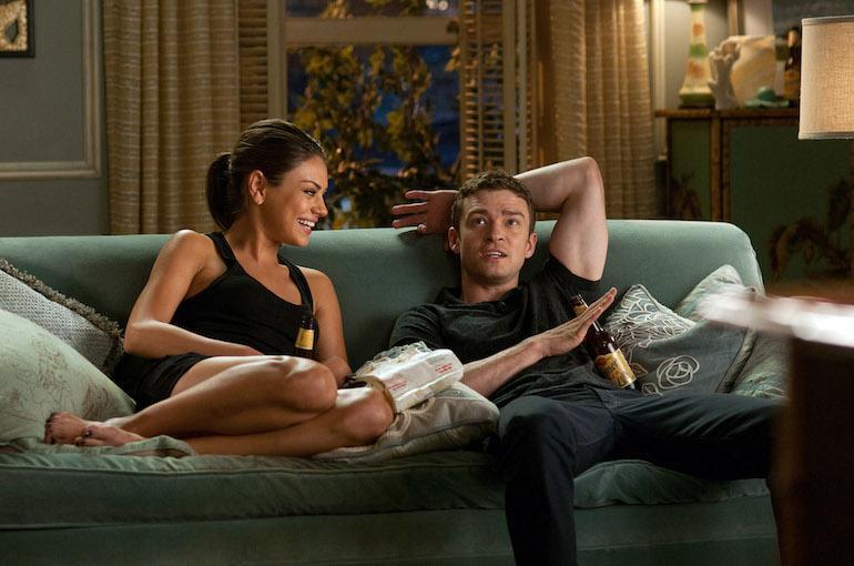 Friends With Benefits ei toiminut Mila Kunisilla ja Justin Timberlakella samannimisessä elokuvassa.