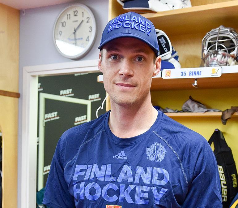 Stanley Cupista taisteleva Pekka Rinne romanssihuhujen pyörteessä  uusi  kulta löytyi Oulusta  a5db5cad861