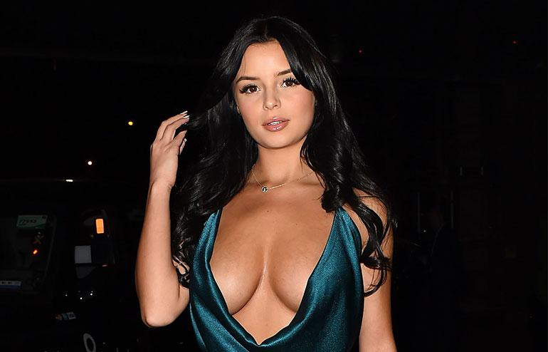 Demi Rose Hollywoodissa