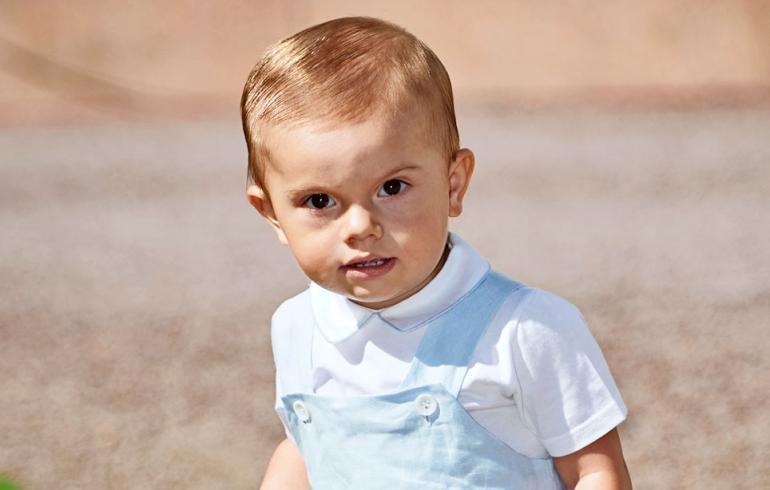 Ruotsin prinssi Oscar