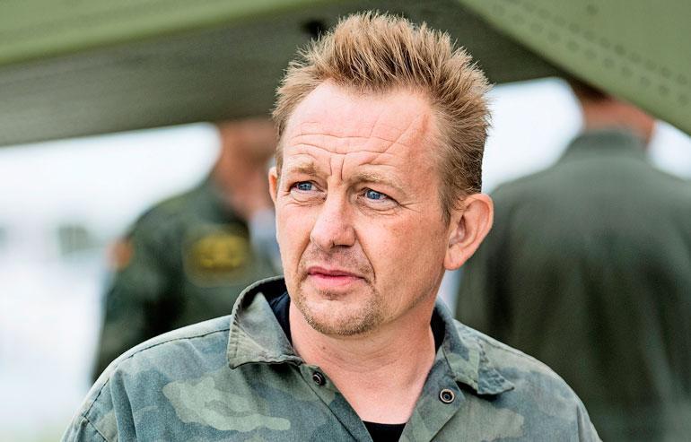 Peter Madsen nautti kidutusvideoista.