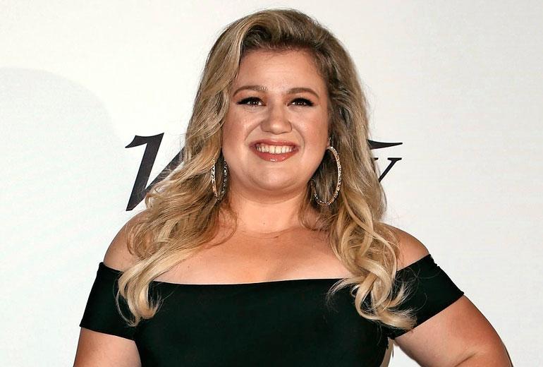Kelly Clarkson on päättänyt, ettei enää laihduta muiden mieliksi.