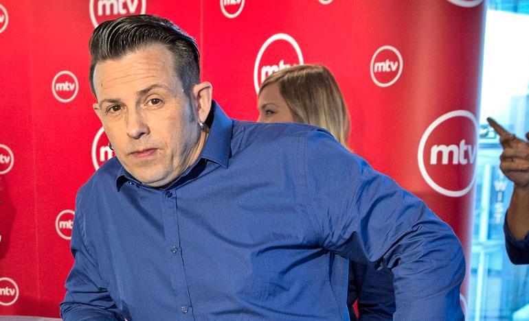 Timo Lavikaisesta tulee jälleen isä.