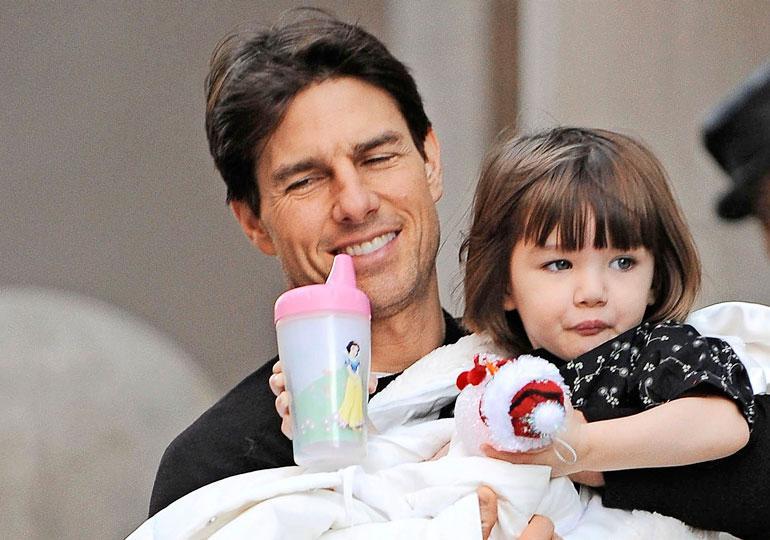 Tom Cruise ja Suri
