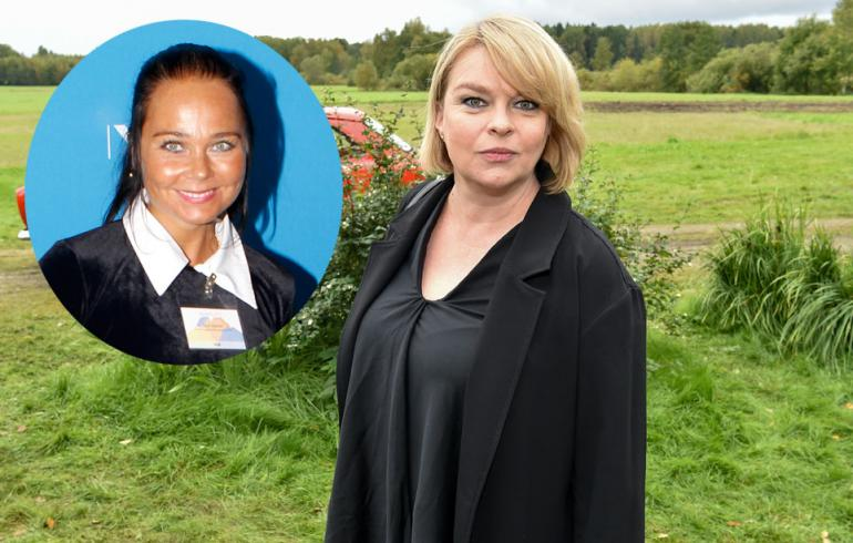 Elina Knihtilä ja Outi Alanen