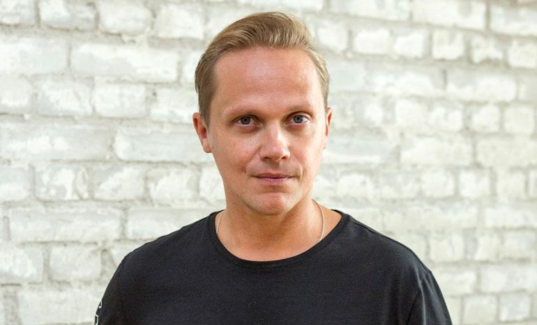 Marko Keränen valitsi terveellisen vaihtoehdon.
