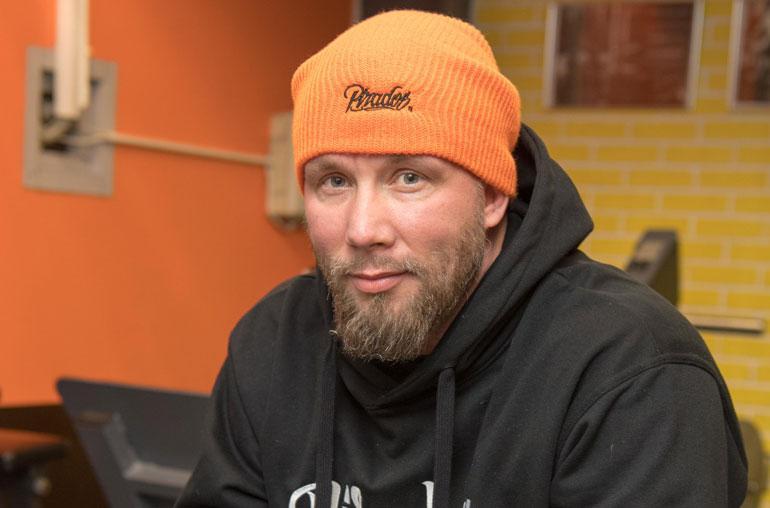 Marko Lönnqvist antaa taas raudalle kyytiä.