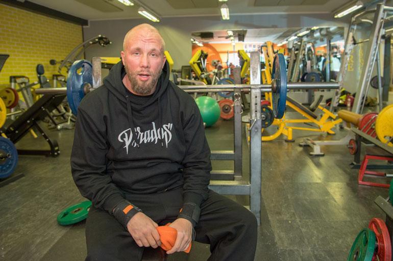 Marko Lönnqvist avautuu dopingin käytöstä.