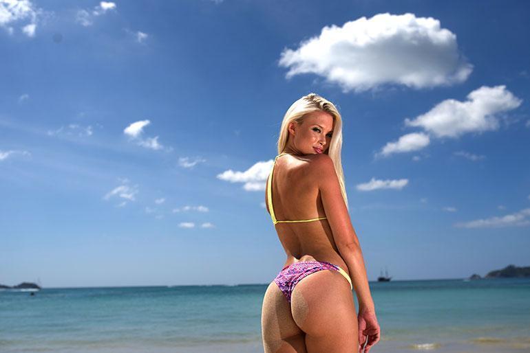 ajeltu bikinit kuviaPullea äiti suku puoli