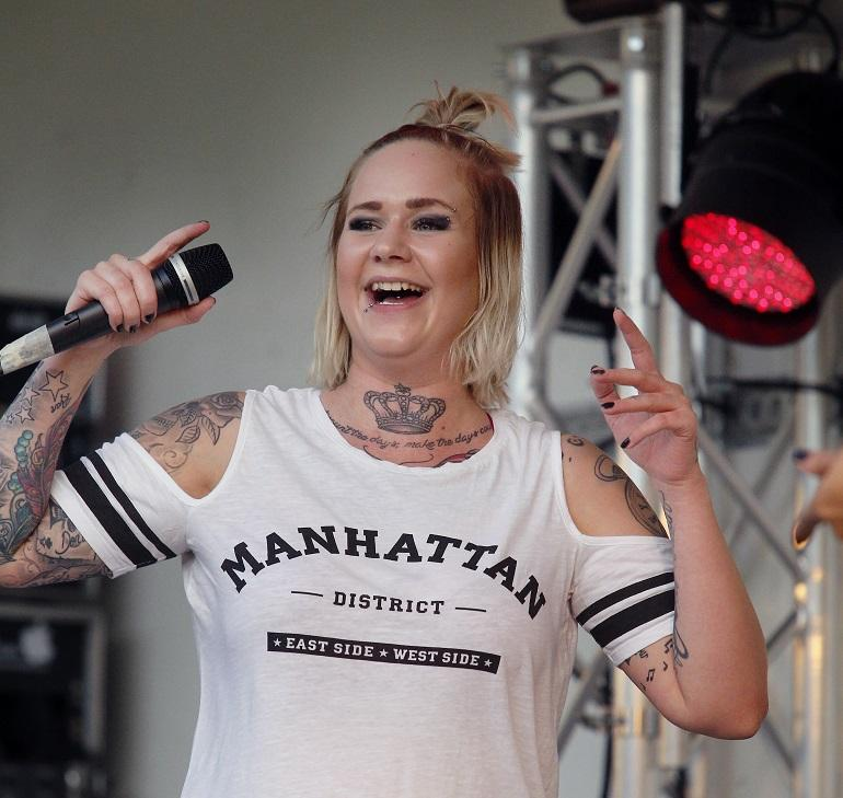 Sanna Rönnberg.