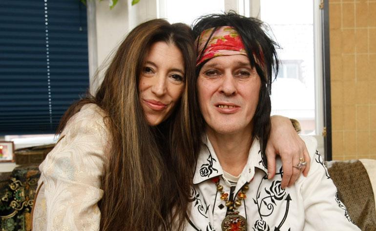 Andyn ja Angelan avioliitto on kestänyt jo 27 vuotta.
