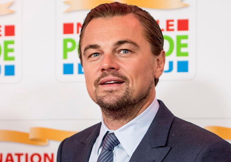 Leonardo DiCaprio deittailee malleja.