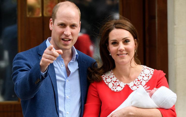 Catherine ja Prinssi William