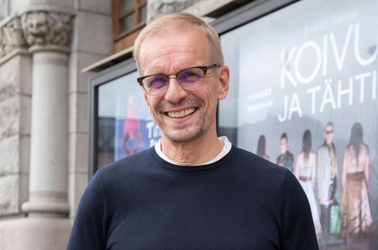 Kivut saivat Jukka Puotilan hiljentämään tahtia.
