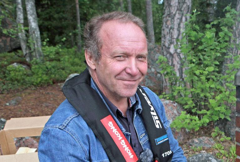 Teuvo Hakkarainen on ollut pitkään sairauslomalla.