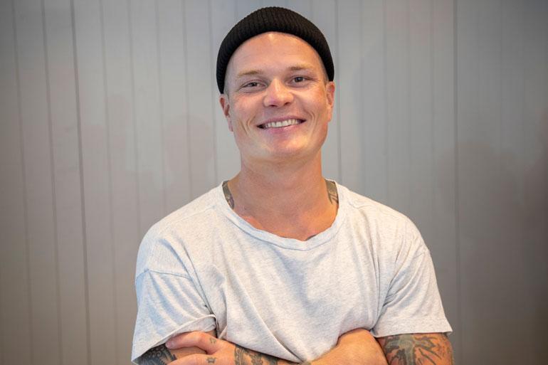 Niklas Räsänen selätti terveysongelmat.