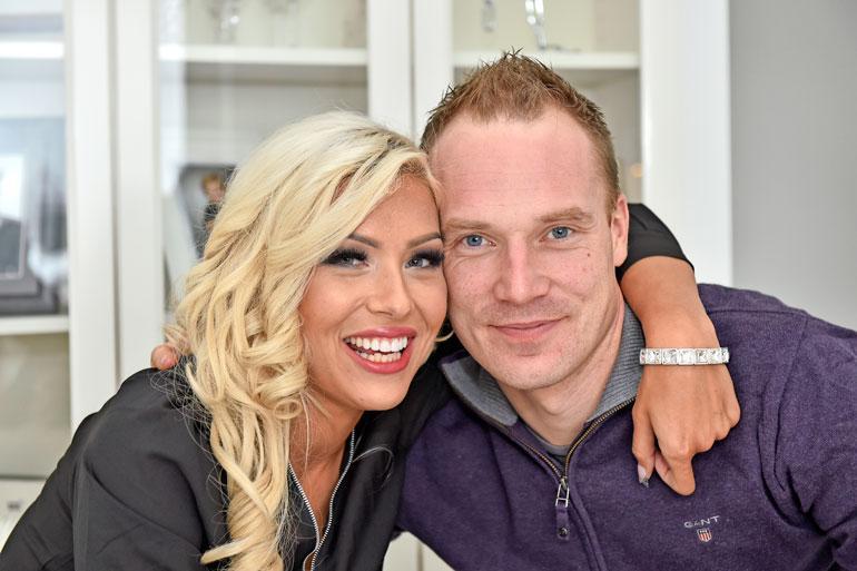 Maisa Torppa ja Jari-Matti Latvala hankkivat mökin Saimaalta.