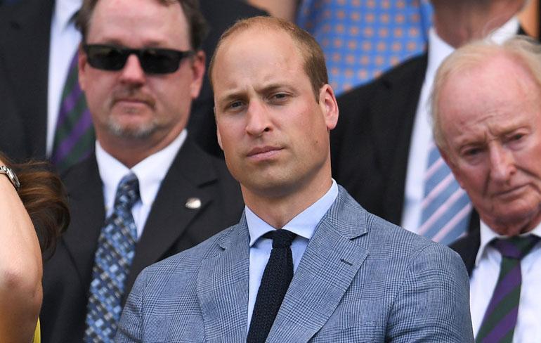 Prinssi William oli pienenä George-poikansa näköinen.