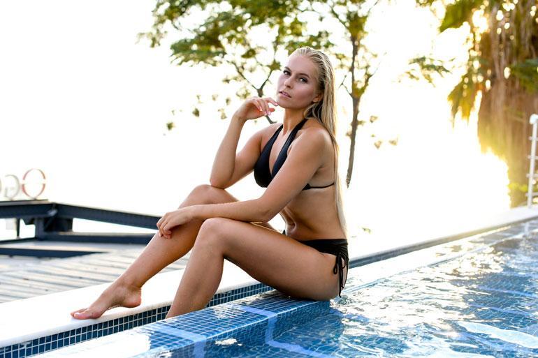 Alina Voronkova on mustasukkaisempi.