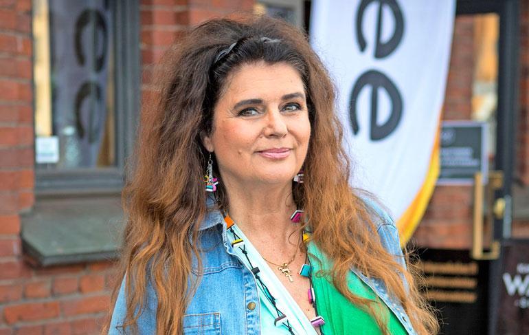 Riitta Väisänen oli halunnut Viivi Pumpasen seuraajakseen.