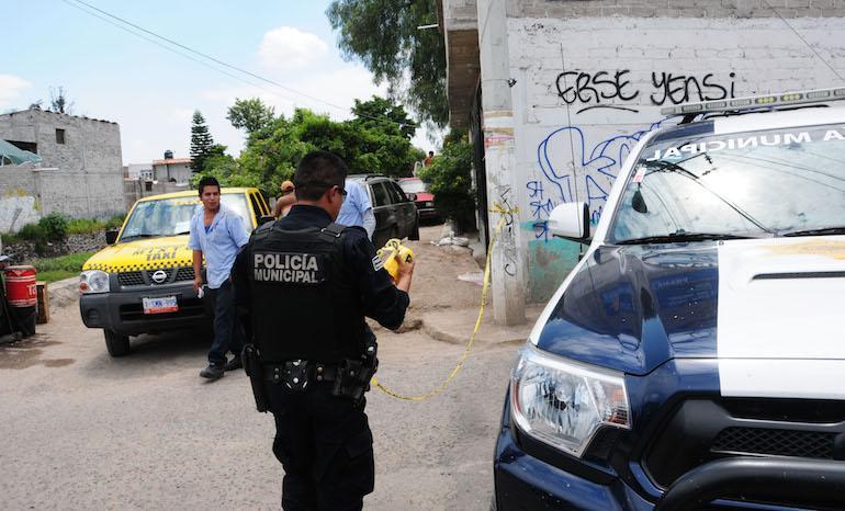 Meksikoa piinaa outo rikosaalto.
