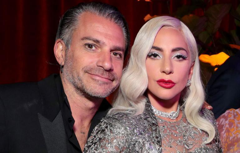Christian Carino ja Lady Gaga