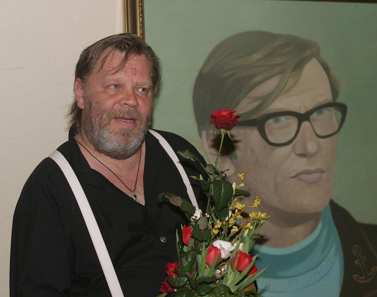 Vesa-Matti Loiri ja Juha Vainio.