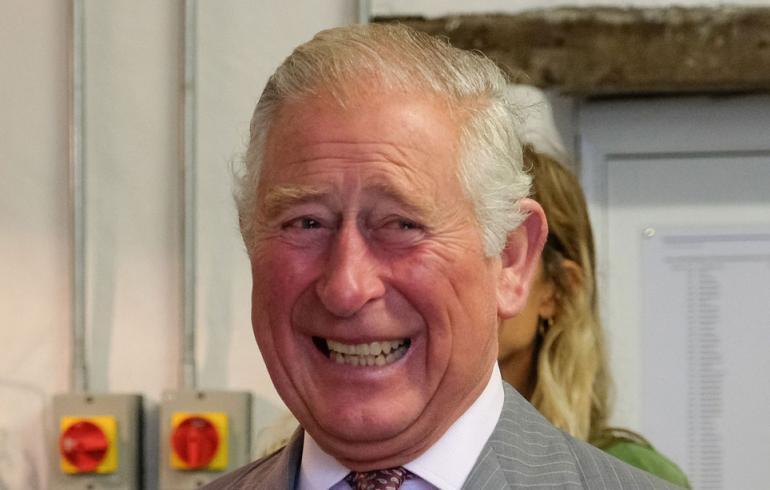 Walesin prinssi Charles
