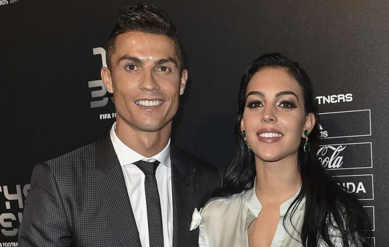 Cristiano Ronaldo ja Georgina Rodriguez