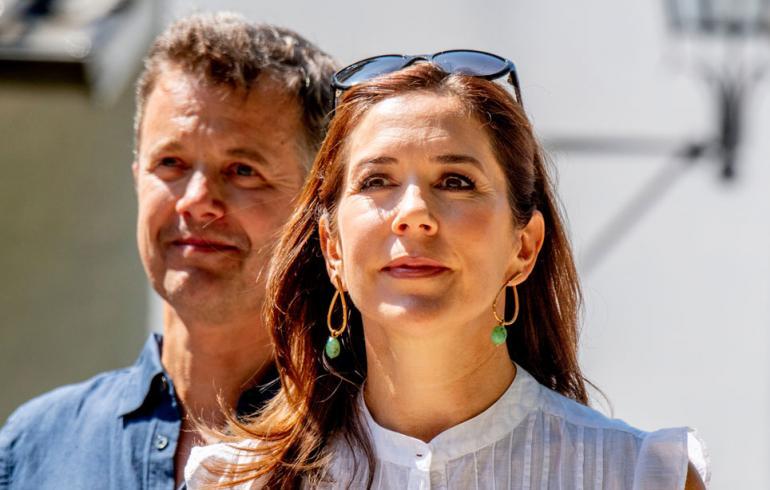 Tanskan kruununprinssipari Frederik ja Mary