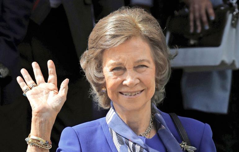 Espanjan kuningatar Sofia