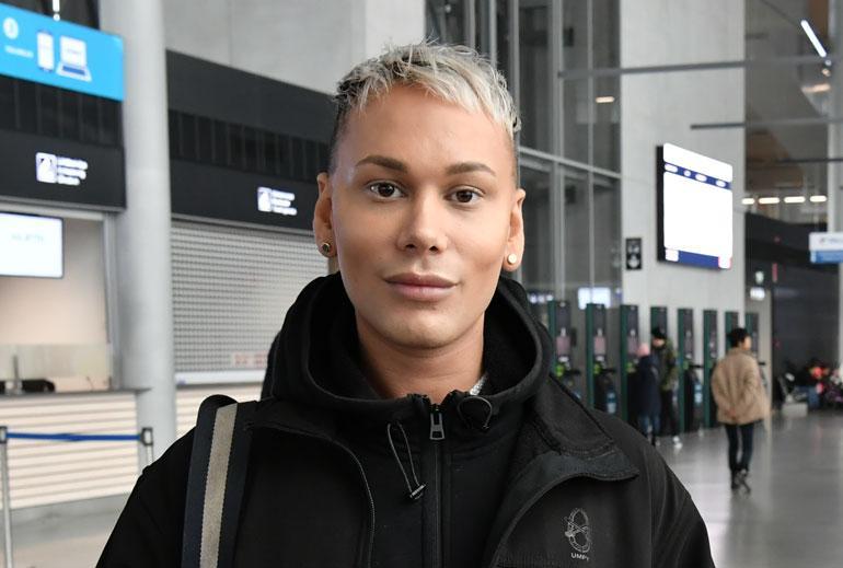 Eronnut Joni Virtanen löysi uuden miehen.
