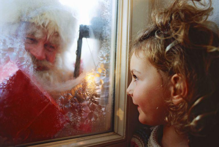 Joulupukki on ollut perinteisesti mies.