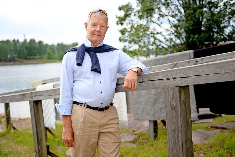Heikki Kahila muistetaan pitkästä tv-urasta.