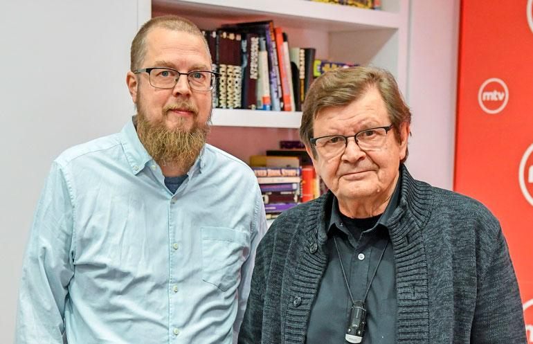 Tuomas Kyrö ehdottaa Heikki Kinnuselle seuraajaa mielensäpahoittajana.