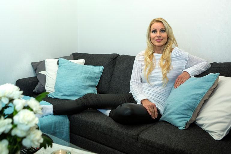 Virpi Kätkä aloitti elämäntaparemontin.