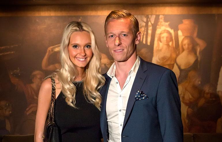 Metti ja Mikael Forssell elvät lapsiarkea.