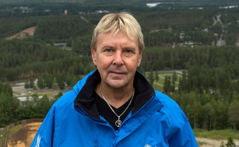 Matti Ensio Nykäsen mäkihyppysaavutukset hakevat vertaistaan.