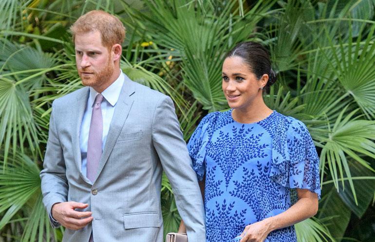 Harryn ja Meghanin vauvasta tulee rahasampo.